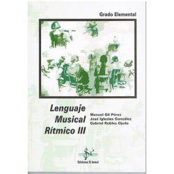 lenguaje musical ritmico iii