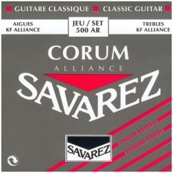 SAVAREZ 500 AR ALLIANCE CORUM Juego Guit. Clasica