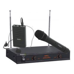 microfono ibiza vhf2h