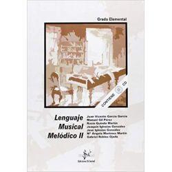 lenguaje musical melodico ii