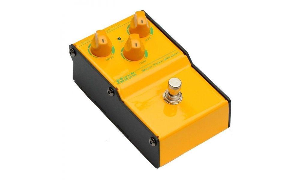 Compra markbass bass tube marker pedal de distorsión para bajo al mejor precio