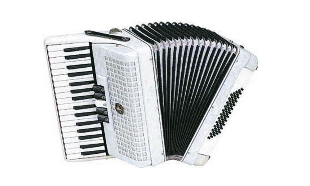 Compra Acordeon ESTRELLA 34/60 Blanco al mejor precio