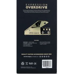 ERNIEBALL PEDAL ERNIEBALL EXPRESSION OVERDRIVE