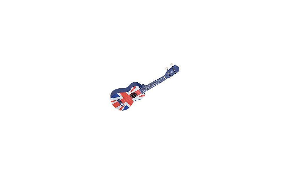Compra Stagg US-UK-FLAG Ukelele Soprano al mejor precio