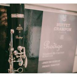 Buffet Crampon Clarinete Sib BC2541-2-0GB Prodige