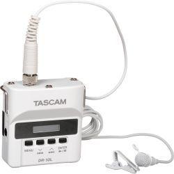 Tascam DR-10LW Grabadora Digital Portatil