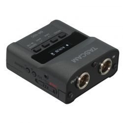 Tascam DR-10ch conector shure