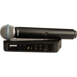 Shure BLX24E/B58 H8E sistema microfonos inalambricos