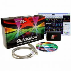 beamz software pangolin quickshow / Lasershow