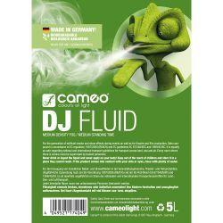 Compra Cameo DJ FLUID 5L - liquido niebla al mejor precio