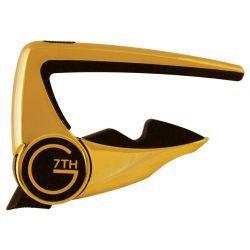 G7 Cejilla Para Acústica 6 cuerdas Dorado Performance 3 ART
