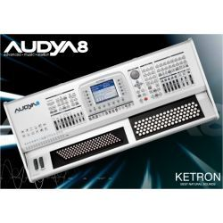 KETRON AUDYA8 Teclado ritmo cromaticos