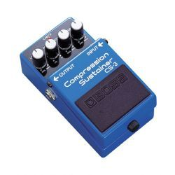 Boss CS-3 pedal compresor sustainer