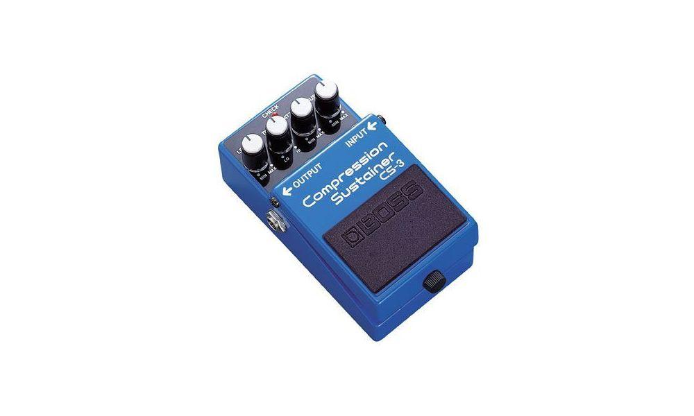 Compra Boss CS-3 pedal compresor sustainer al mejor precio