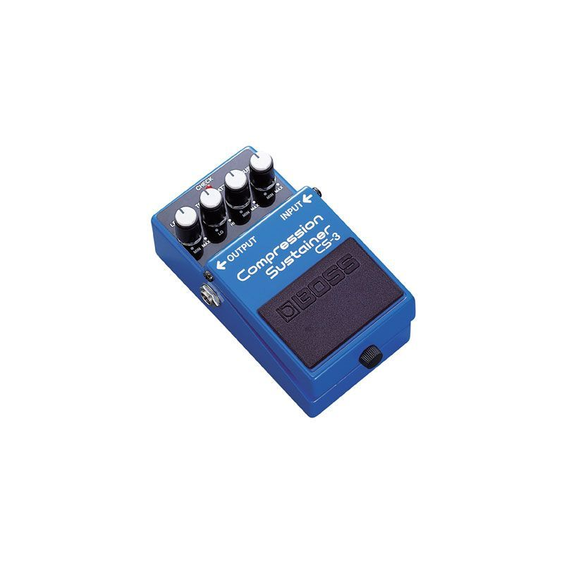 boss cs-3 pedal compresor sustainer - CS3