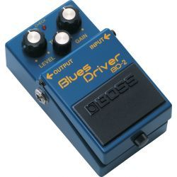 boss bd-2 blues driver pedal