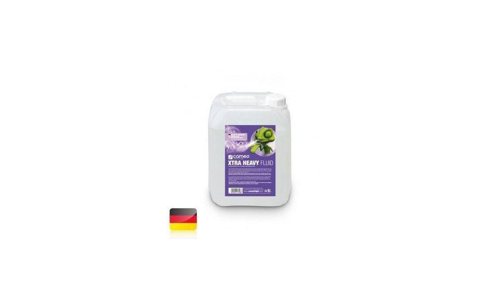 Compra Cameo XTRA HEAVY Fluid 5L - liquido niebla al mejor precio