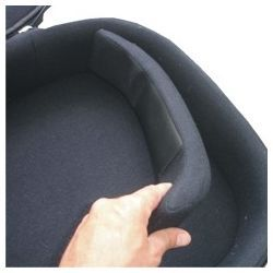 Ibanez IAB924-BK - negro - funda acolchada Powerpad para guitarra acústica