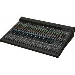 mackie 2404vlz4 mesa de mezcla de 24 canales