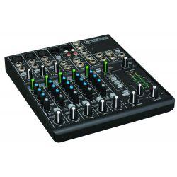 mackie 802vlz4 mesa de mezcla 8 canales