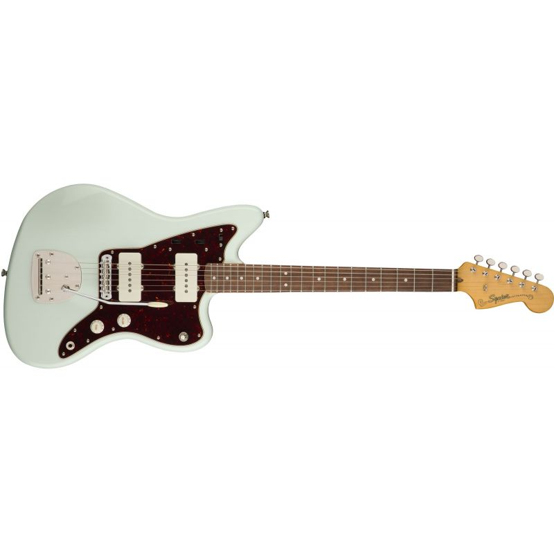 Compra Squier CLASSIC VIBE '60s Jazzmaster Laurel Fingerboard Sonic Blue al mejor precio