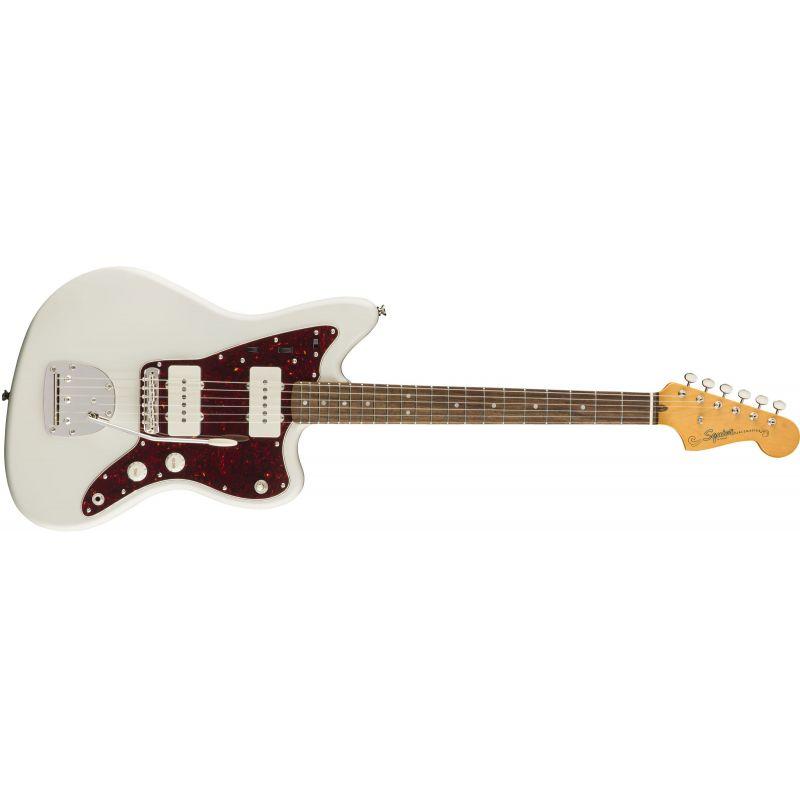 Compra Squier CLASSIC VIBE '60s Jazzmaster Laurel Fingerboard Olympic White al mejor precio