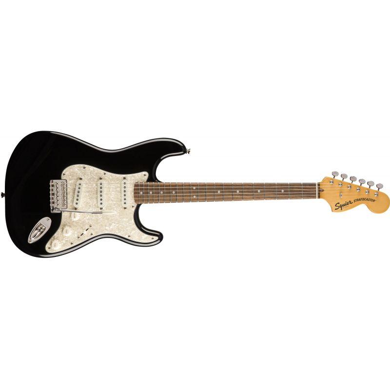 Compra Squier CLASSIC VIBE '70s Stratocaster Laurel Fingerboard Black al mejor precio