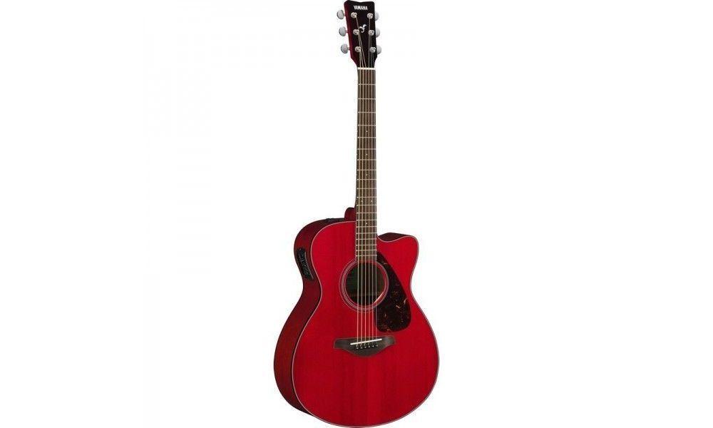 Compra Yamaha FSX800C RUBY RED al mejor precio