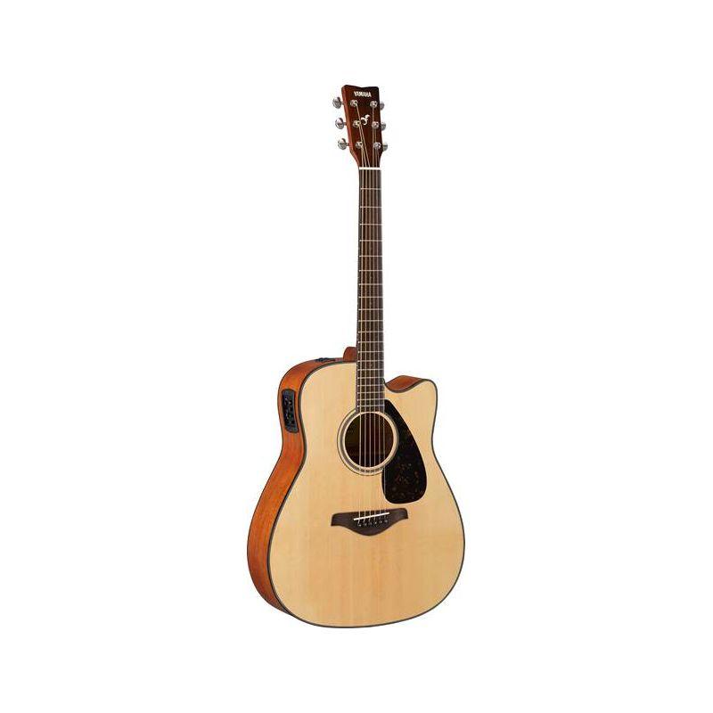 Compra Yamaha FGX800C NATURAL al mejor precio