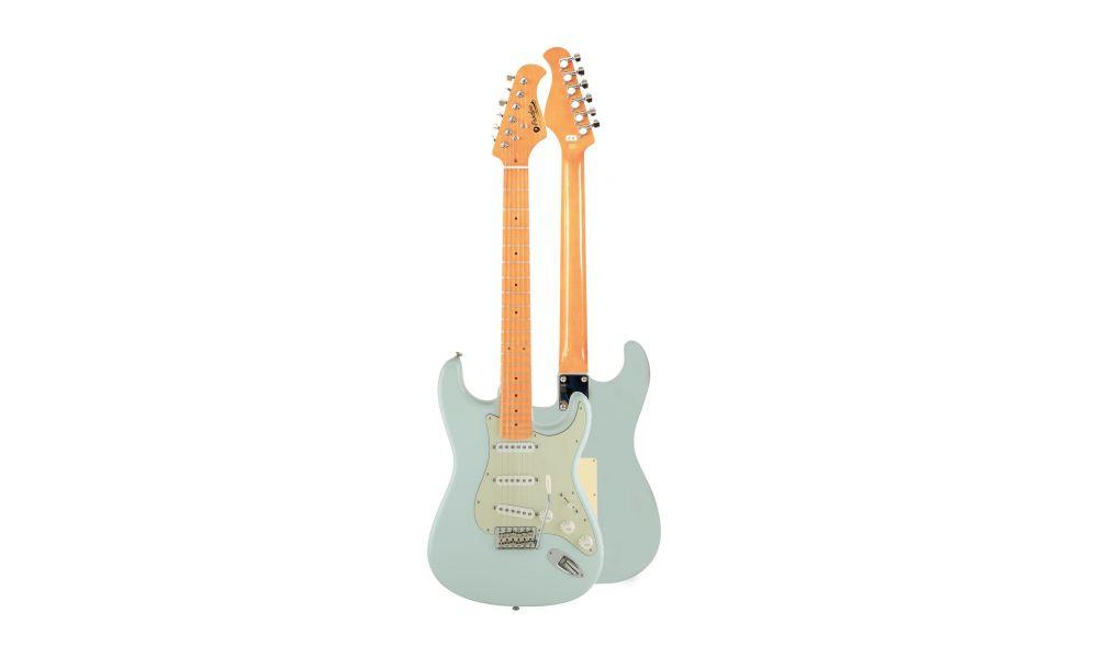 Compra PRODIPE Guitarra Eléctrica PRODIPE SERIE ST80-MA STRATOCASTER al mejor precio