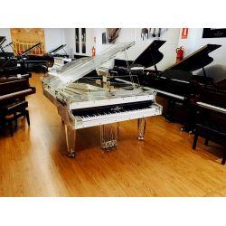 SCHIMMEL K208 Glass Piano de cola Metraquilato