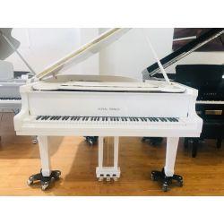 Royal Pianos Rp-150 Piano Cola Blanco