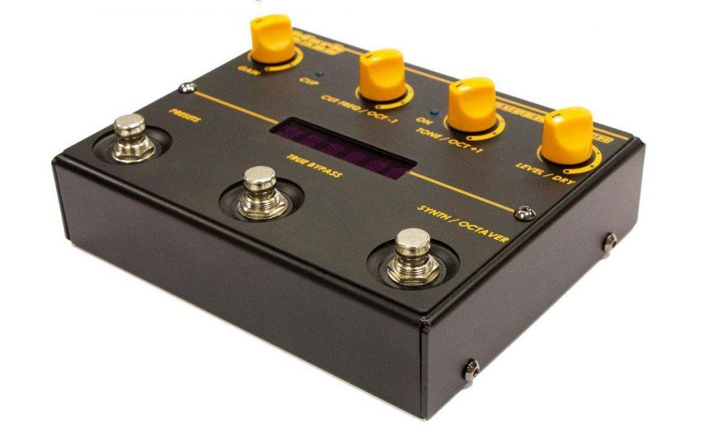 Compra markbass markbass super synth - sintetizador y octavador para bajo al mejor precio