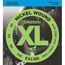 daddario exl165 long scale [45-105]