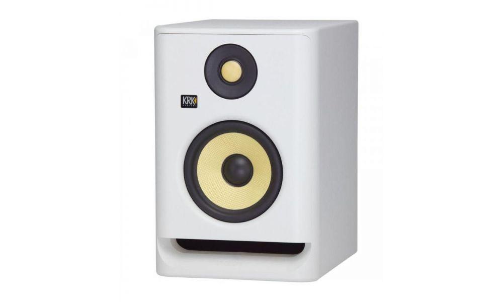 Compra KRK RP5 Rokit G4 blanco monitor de estudio al mejor precio