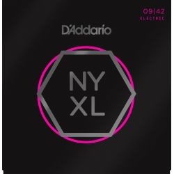 DADDARIO NYXL0942 SUPER LIGHT [09-42]