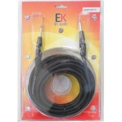 EK Audio JJ025JJ9 Cable JACK-JACK RECTOS 9Mts