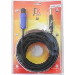 EK Audio JJ025JS9 Cable JACK-SPEAKON 9Mts