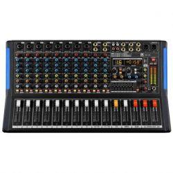EK Audio KW12E mesa de mezclas activa con efectos