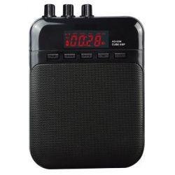 EK Audio AG-03 amplificador personal recargable con micro