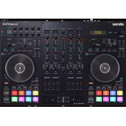 Roland DJ-707M controladora para DJ movil