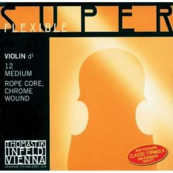 Thomastik Infeld Mediana Cuerdas para violín Superflexible Alma de cuerda
