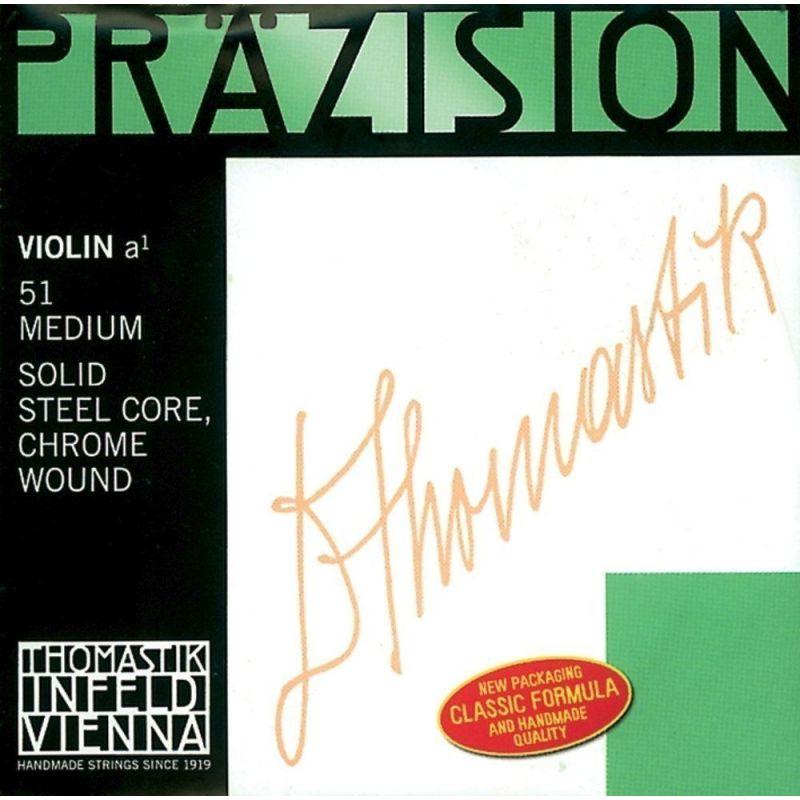 Compra Thomastik Infeld Fuerte Cuerdas para violín Precisión Alma sólida en acero al mejor precio