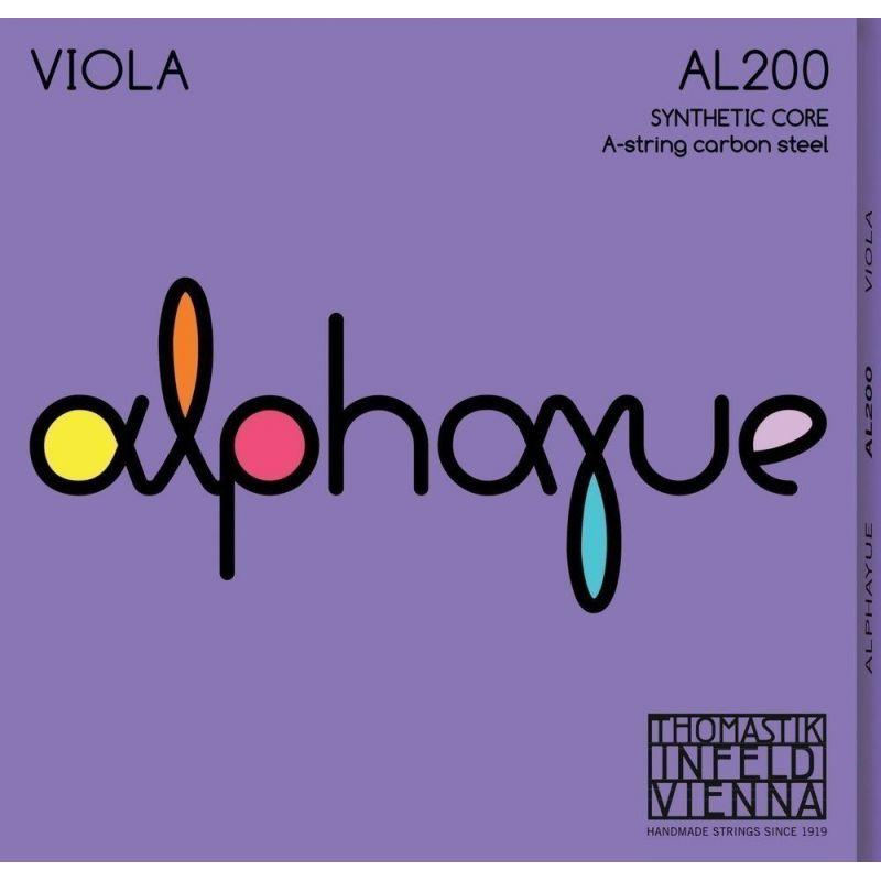 Compra Thomastik Infeld G 4/4 cuerdas para Viola Alma en nylon al mejor precio