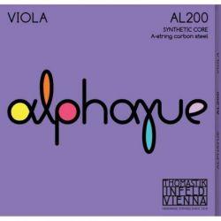 Thomastik Infeld Juego 4/4 cuerdas para Viola Alma en nylon