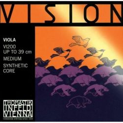 Thomastik Infeld Mediana cuerdas para Viola Vision Synthetic Core