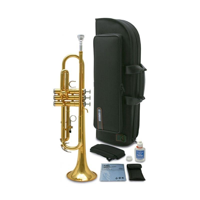 Compra yamaha ytr 2330 trompeta en sib al mejor precio