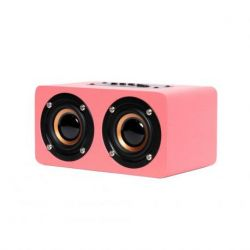 Oqan QBT-100 BT Speaker Pink - altavoz Bluetooth