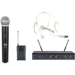 Oqan QWM-3 Combo - Sistema microfonos inalambrico