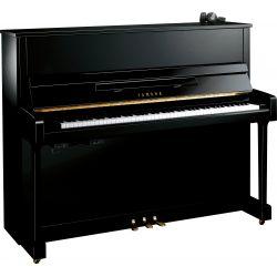 Yamaha B3 SC2 PE - Piano acústico Silent Negro pulido